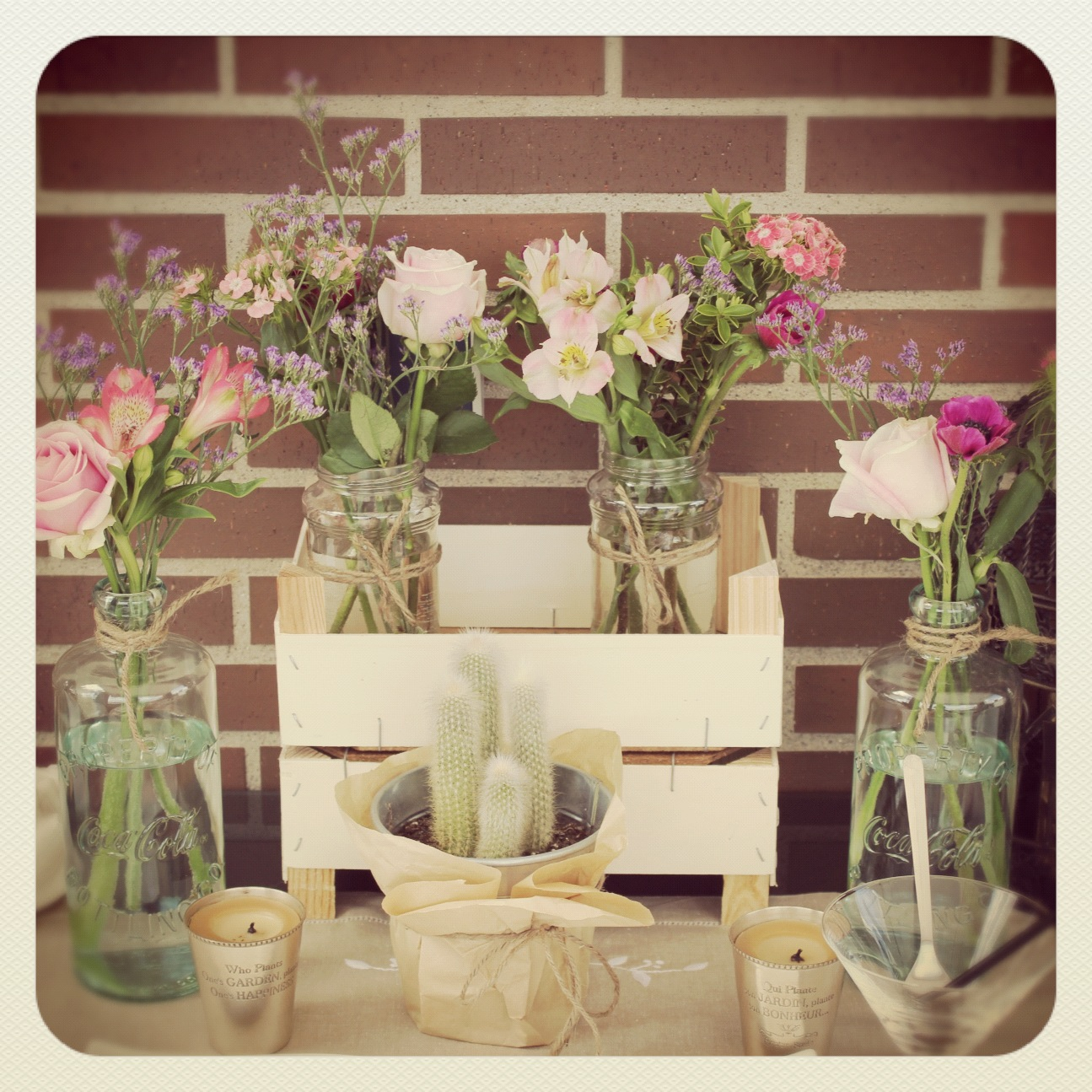 Boda Vintage Chic. Gallery Of Bodas Shabby Chic With Boda ...
