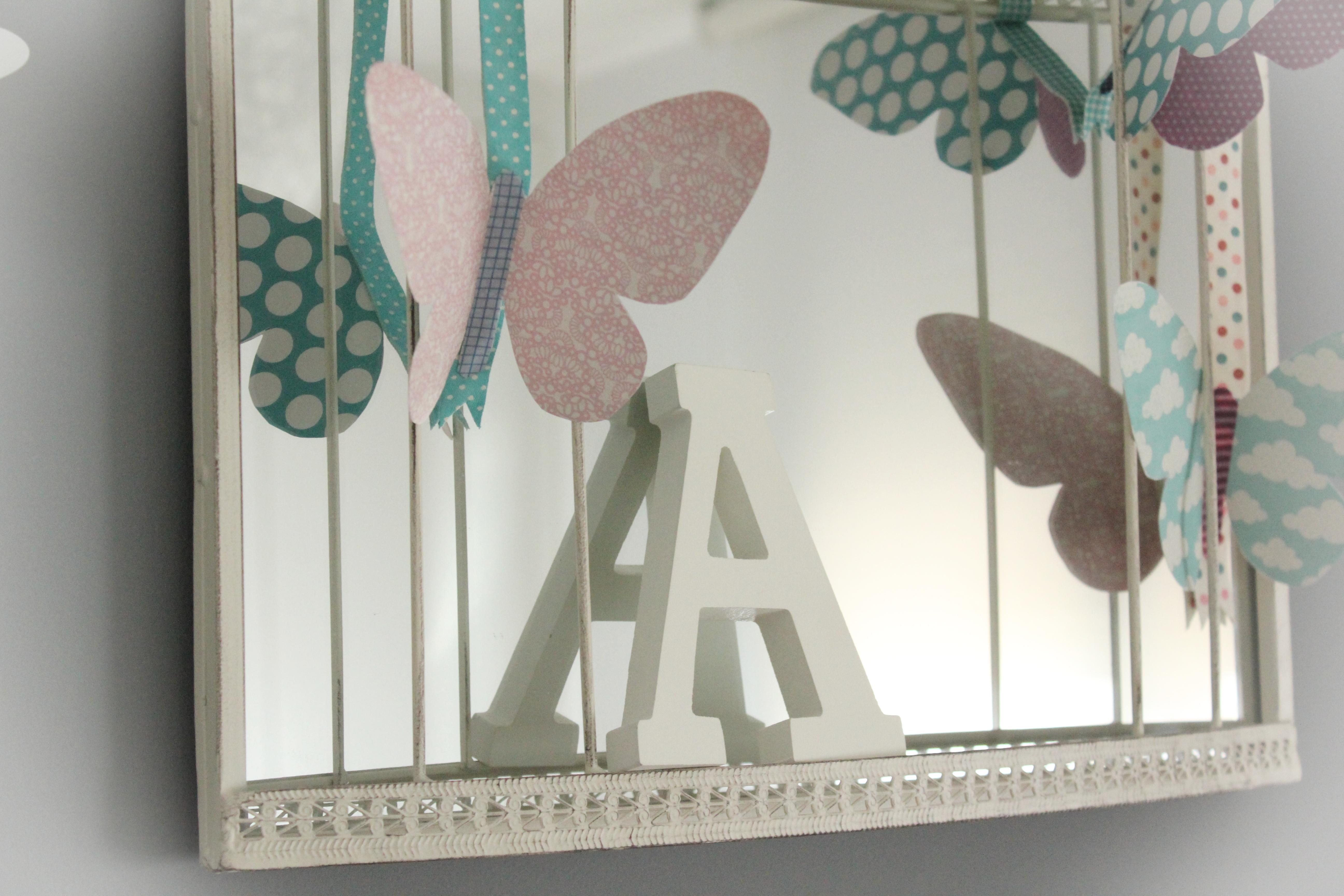 Las letras de casa de rosas y baobabs - Casa letras madera ...