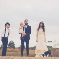la boda especial de James y Aubrey